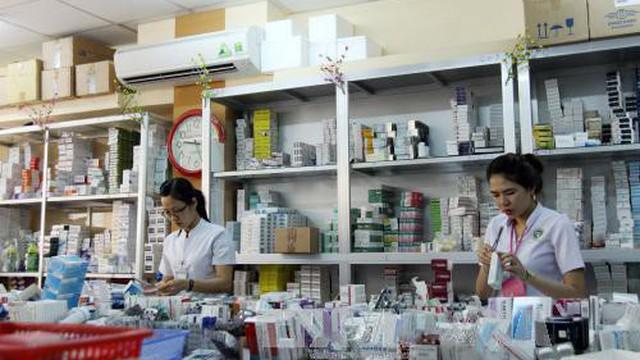 Giá thuốc ung thư giảm 33% nhờ đấu thầu thuốc tập trung