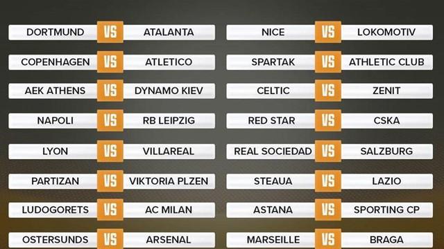 """Europa League: Khi sân chơi hạng nhì đã trở nên """"máu mặt"""""""