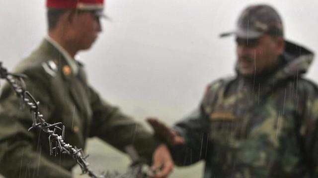 Trung Quốc tăng cường quân sự gần biên giới Ấn Độ
