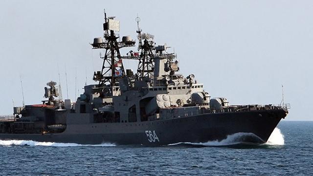 Tàu chiến Nga có thể làm tê liệt cả NATO mà không cần nhả đạn