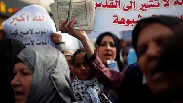 Hội đồng bảo an LHQ xem xét dự thảo nghị quyết mới về Jerusalem
