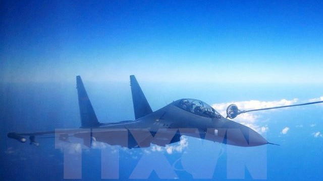 Máy bay TQ xâm phạm vùng nhận dạng phòng không, Hàn Quốc cử chiến đấu cơ ngăn chặn