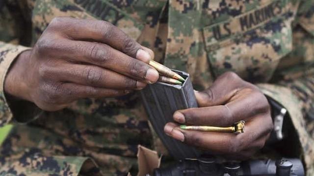 """Hé lộ về loại đạn """"xanh"""" mà thủy quân lục chiến Mỹ chậm chân 4 năm mới đưa vào trang bị"""