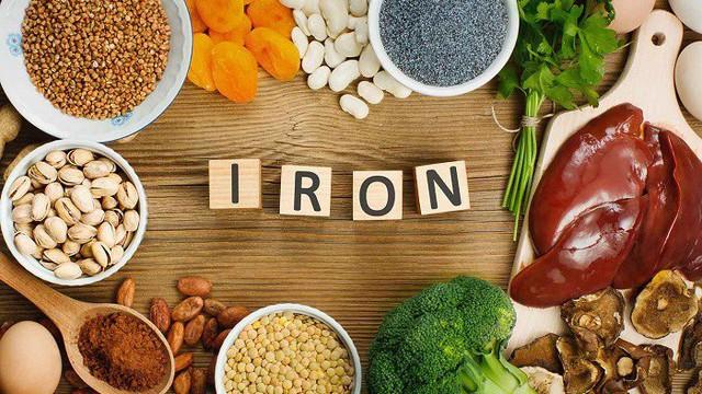 Thiếu sắt gây thiếu máu sinh nhiều bệnh, đây là 7 thực phẩm giàu sắt bạn nên ăn
