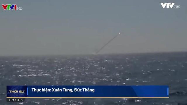 Đằng sau vệt khói tên lửa từ tàu ngầm Kilo Việt Nam: Lời tuyên cáo hùng hồn trên Biển Đông