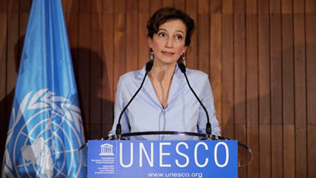 UNESCO lấy làm tiếc khi Israel rút khỏi tổ chức này