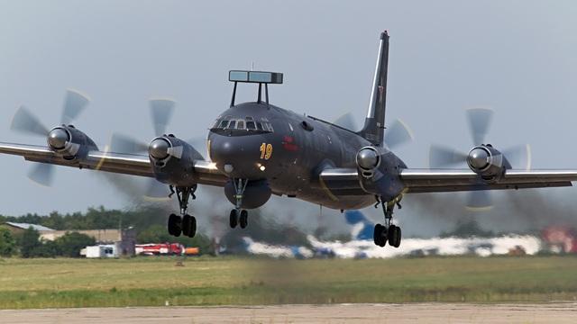 Máy bay tuần tra săn ngầm Il-38N - Đối thủ lớn của P-3C Orion