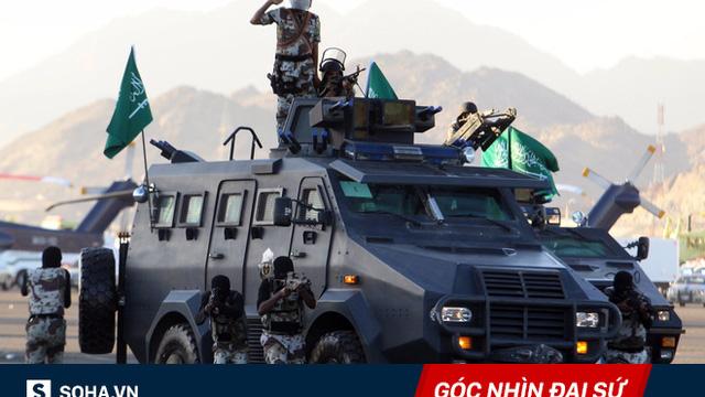 """Trump mưu lập """"NATO Ả rập"""": Cuộc hôn nhân không tình yêu"""