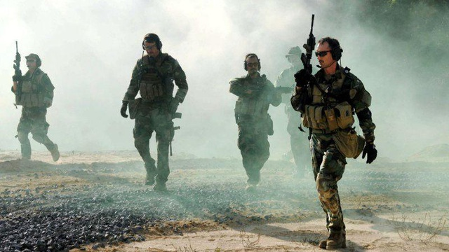 Căng thẳng với Triều Tiên leo thang, biệt đội Mỹ tiêu diệt bin Laden đang tập trận ở Hàn