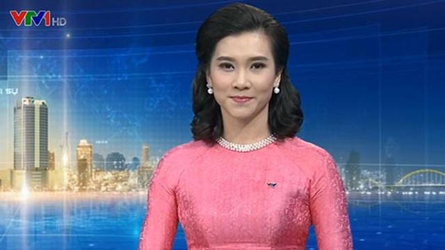 MC xinh đẹp mới dẫn Bản tinThời sự VTV gây chú ý