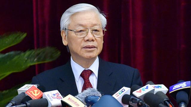 Tổng Bí thư Nguyễn Phú Trọng: Ai đã trót nhúng chàm thì sớm tự gột rửa