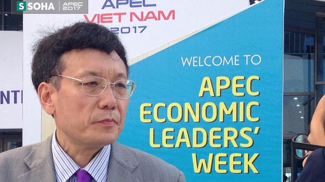 Giáo sư ĐH Thanh Hoa: Ông Trump chưa gây ngạc nhiên, phát biểu của ông Tập rất ấn tượng
