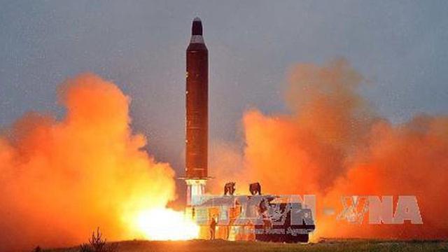 Mỹ sẵn sàng bắn hạ tên lửa của Triều Tiên