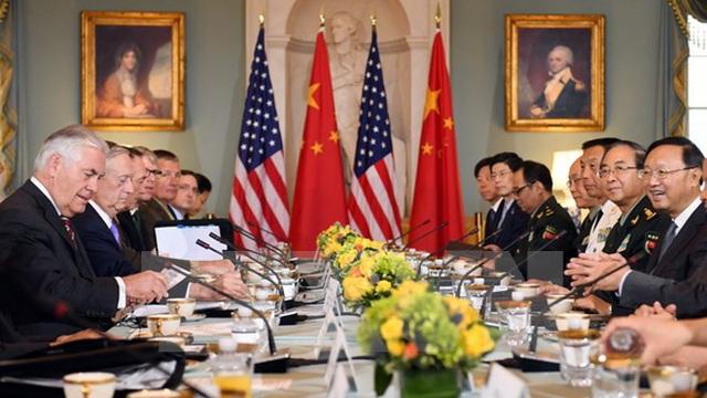 Mỹ và Trung Quốc nhất trí thực thi các biện pháp trừng phạt Triều Tiên