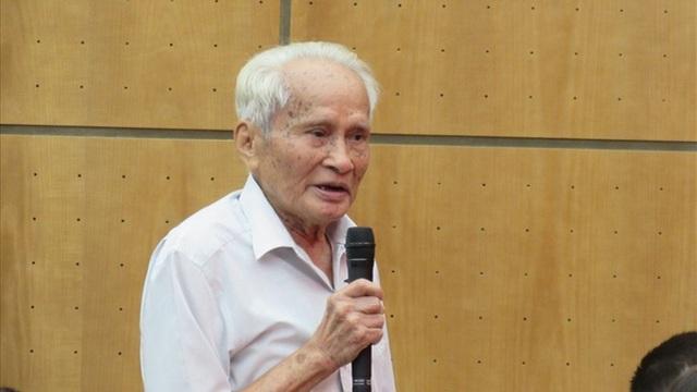 Tướng Nguyễn Quốc Thước: Trung ương đã đấu tranh, chuyển động còn địa phương thì chưa