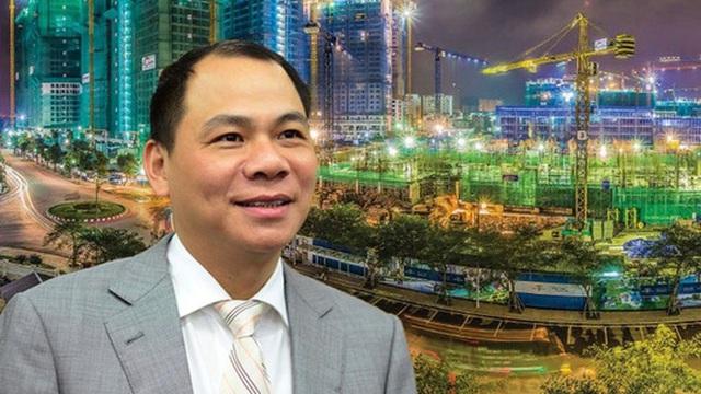 Tại sao tỷ phú Phạm Nhật Vượng lấy lại được ngôi vị giàu nhất Việt Nam?