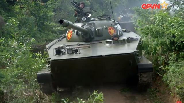 Chuyện ít biết về đơn vị đánh thắng trận đầu của Binh chủng Tăng Thiết giáp
