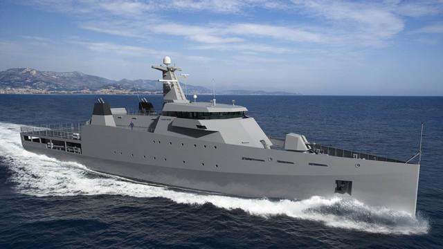 Việt Nam có thể được chuyển giao công nghệ đóng tàu tuần tra xa bờ thế hệ 2 của Damen?