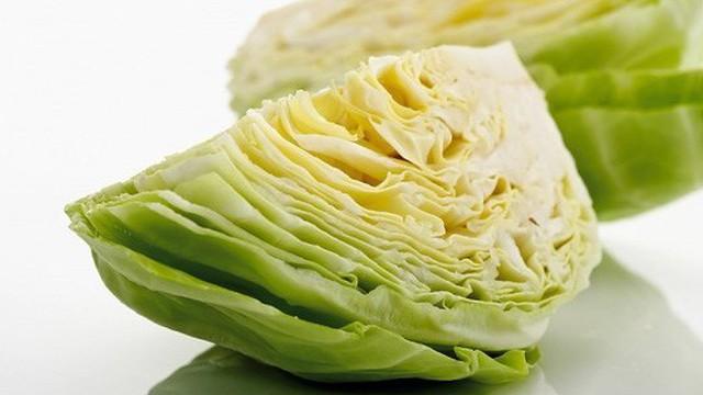 Tác dụng chữa bệnh tuyệt vời của bắp cải