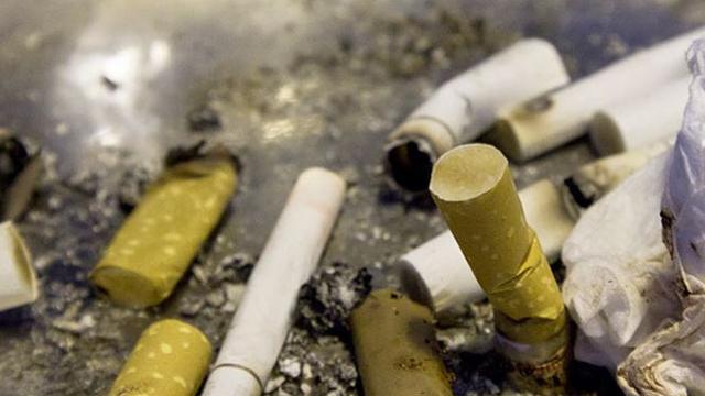 Vứt mẩu thuốc lá không đúng quy định bị phạt 126 USD
