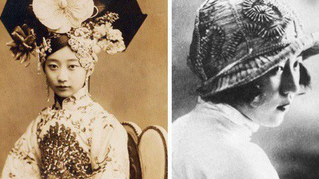 Những bức ảnh chứng minh các Phi tần, Cách cách nhà Thanh không hề kém sắc như mọi người luôn nghĩ
