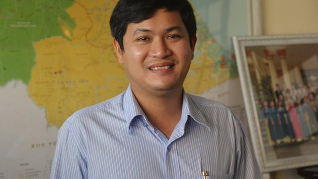 Nguyên Giám đốc Sở Lê Phước Hoài Bảo xin đi học không lương