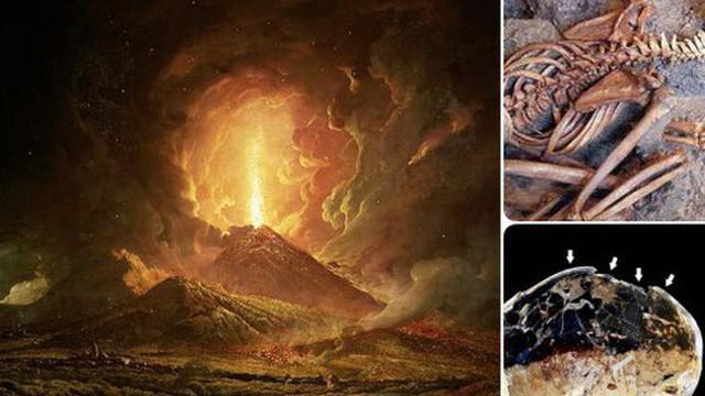 Nghiên cứu hé lộ tình tiết đáng sợ tại thảm họa núi lửa kinh hoàng nhất lịch sử: Pompeii