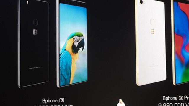 Bphone 3 và Bphone 3 Pro có điểm gì khác nhau?