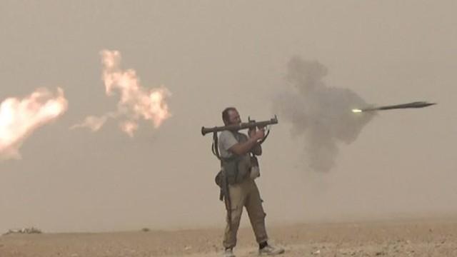 Quân đội Syria nghiền nát IS tấn công vượt sông, diệt hàng chục chiến binh khủng bố