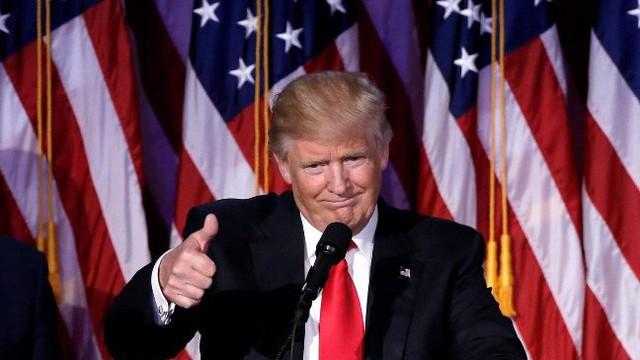 Dân Mỹ tăng tín nhiệm, ông Trump rộng cửa tái cử vào năm 2020