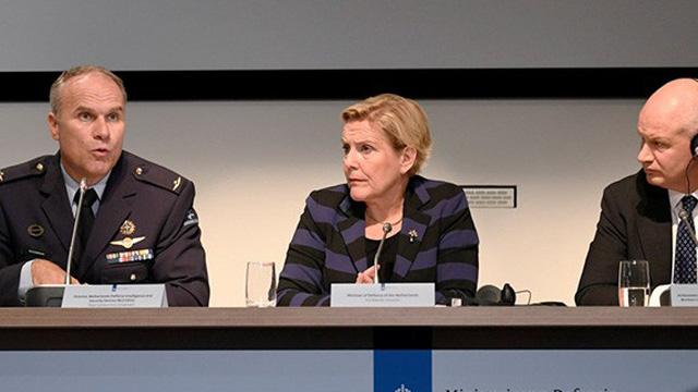 Bộ trưởng Quốc phòng Hà Lan: Amsterdam đang trong chiến tranh mạng với Moscow