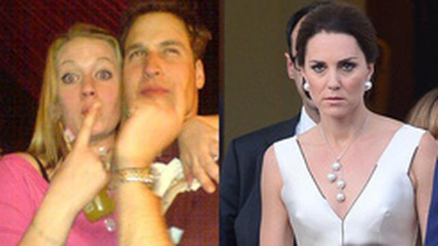 Lộ bức ảnh Hoàng tử William từng thân mật với cô gái lạ khiến Kate bật khóc, chấm dứt mối quan hệ lâu năm