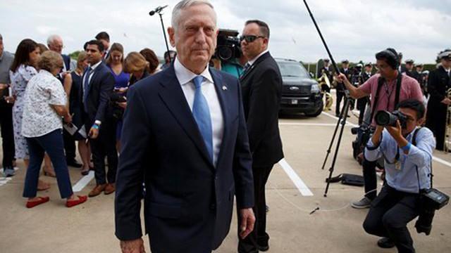 Trước khi tới Việt Nam, Bộ trưởng Quốc phòng Mỹ James Mattis đã nói gì?