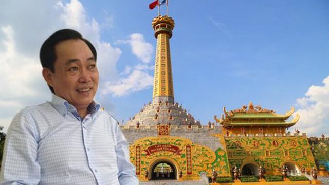 Đại gia Huỳnh Uy Dũng chi nghìn tỷ xây đại dự án phục vụ 20.000 người