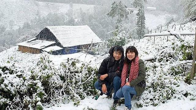 Sẽ có 2 đến 4 đợt băng tuyết xuất hiện trong mùa Đông năm nay