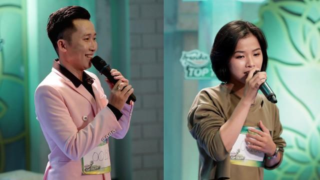 Thí sinh Huda Central's Top Talent gây ấn tượng mạnh với HLV Hà Hồ và Mr. Đàm