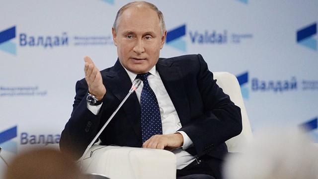 TT Putin nói tới khả năng Nga bị tấn công hạt nhân, tiết lộ kế hoạch về tên lửa siêu thanh Avangard