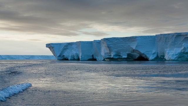 Phát hiện bất ngờ: Thềm băng Nam Cực có thể tạo ra giai điệu đáng sợ như nhạc phim kinh dị