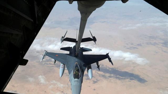Syria tố Mỹ không kích khiến hàng chục dân thường ở Deir ez-Zor thiệt mạng
