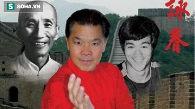 """Cao thủ Trung Quốc từng khiến Lý Tiểu Long """"chào thua"""" & màn 1 đánh 10 gây xôn xao làng võ"""