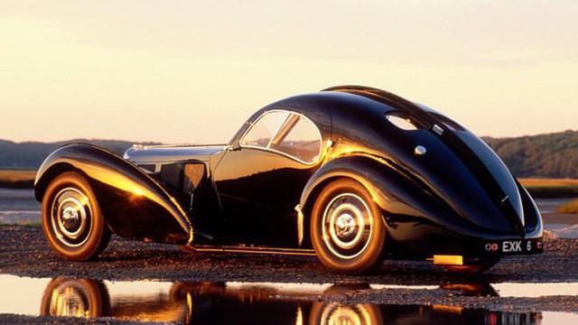 10 mẫu xe hơi có thiết kế đẹp nhất từ trước tới nay