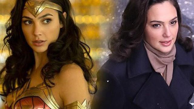 """Gal Gadot và bạn diễn đẹp rực rỡ trên phim trường """"Wonder Woman 1984"""""""