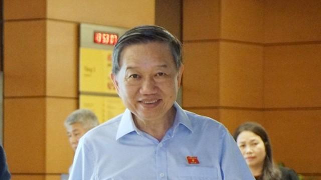 Bộ trưởng Tô Lâm nói về tiến độ điều tra gian lận điểm thi THPT Quốc gia