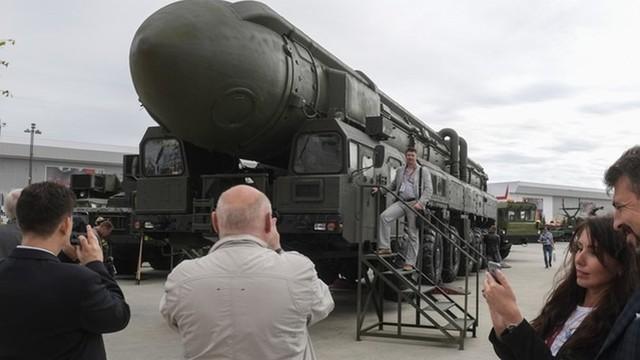 """Nga """"phù phép"""" biến tên lửa đạn đạo xuyên lục địa (ICMB) thành tên lửa đẩy thương mại"""