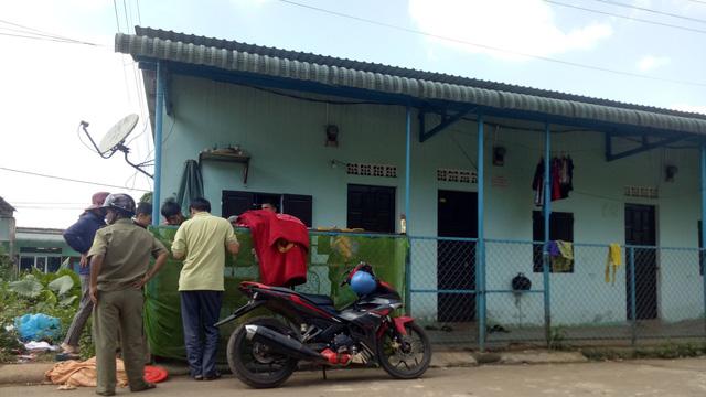 Người đàn ông xông vào nhà trọ của 4 mẹ con đánh chết người
