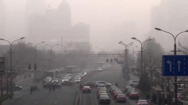 Clip: Ô nhiễm không khí, hơn 1 triệu người trẻ Trung Quốc tử vong