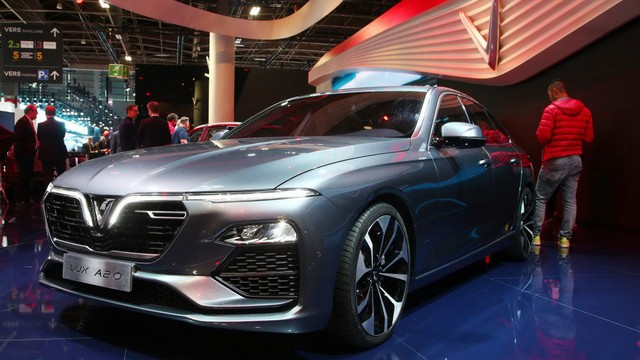 Dòng xe sử dụng chung động cơ với VinFast có giá bán bao nhiêu tại Việt Nam?