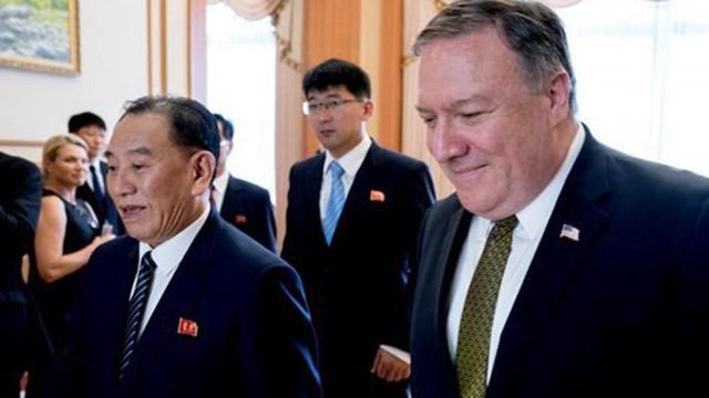 Ngoại trưởng Mỹ thăm Triều Tiên, thừa nhận vai trò của Trung Quốc