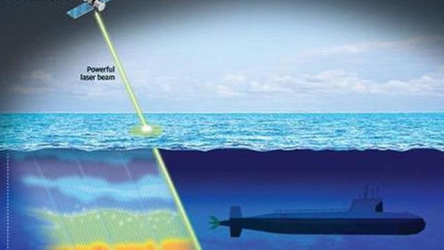 """Mỹ có """"sát thủ đại dương"""" mới, Trung Quốc khoe phát triển vệ tinh chống ngầm bằng laser"""