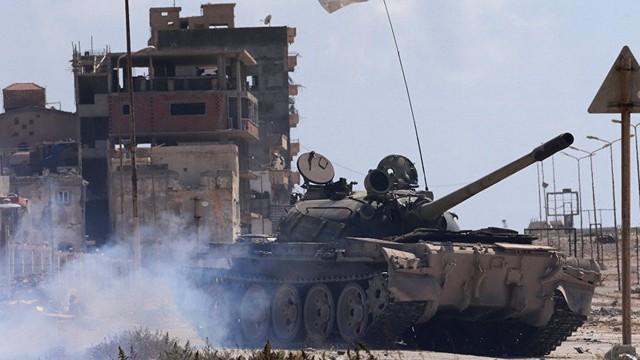 """Tình báo Anh: Nga muốn biến Libya thành """"Syria mới"""" để dễ bề kiểm soát phương Tây"""